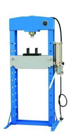 Prasa pneumatyczno-hydrauliczna 30 ton